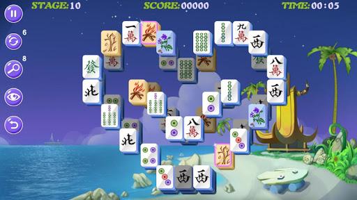 Kungfu Mahjongu2122 screenshots 5