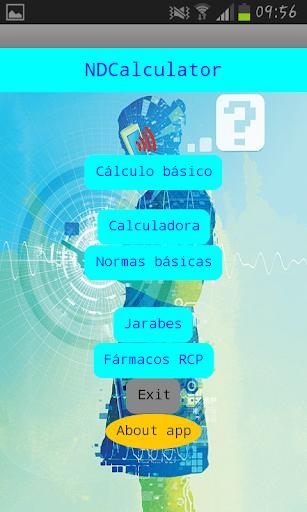 NDCalculator for nurses