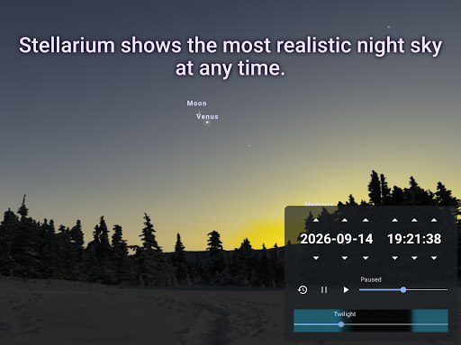 Stellarium screenshot 10