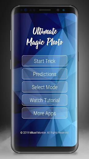 Ultimate Magic Photo  screenshots 1