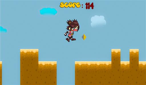 Run Ninja Kid Run