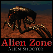 Alien Zone: Alien Shooter Free