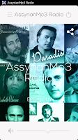 Screenshot of AssyrianMp3 Radio