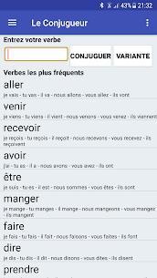 Le Conjugueur Conjugaison (no Ad)