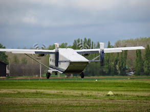Photo: Short SC7 Skyvan décolle