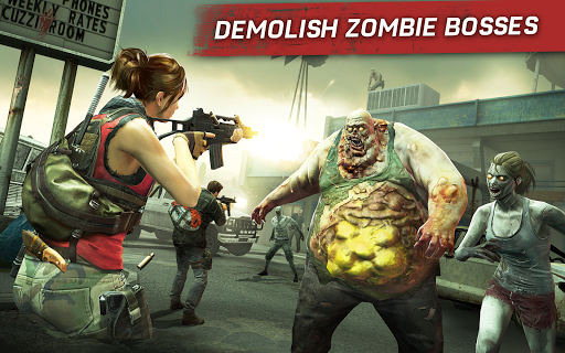 Left to Survive: Zombie Survival PvP Shooter apkpoly screenshots 11