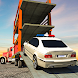Police limo quad bike transporter: Police chase 3D - Androidアプリ