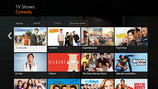 Sony Crackle – Free Movies & TV 5