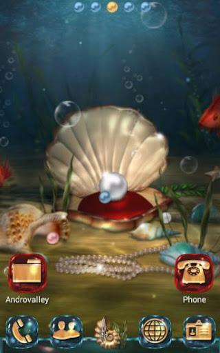 Apex GO Theme Sea Treasures