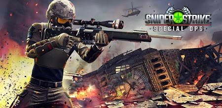 دانلود Sniper Strike – FPS 3D Shooting Game
