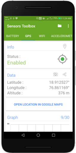 Sensor Toolbox  screenshots 2
