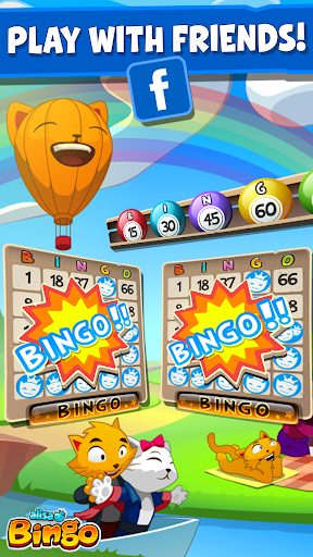 Bingo by Alisa - Free Live Multiplayer Bingo Games screenshots 3