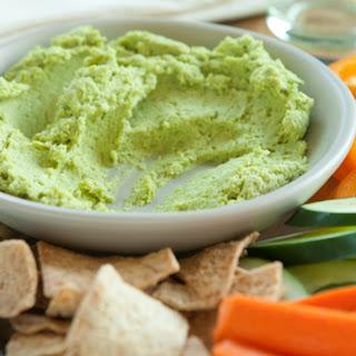 Green Garbanzo Hummus
