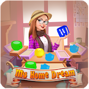 My Home Dreams : Match 3 Puzzle