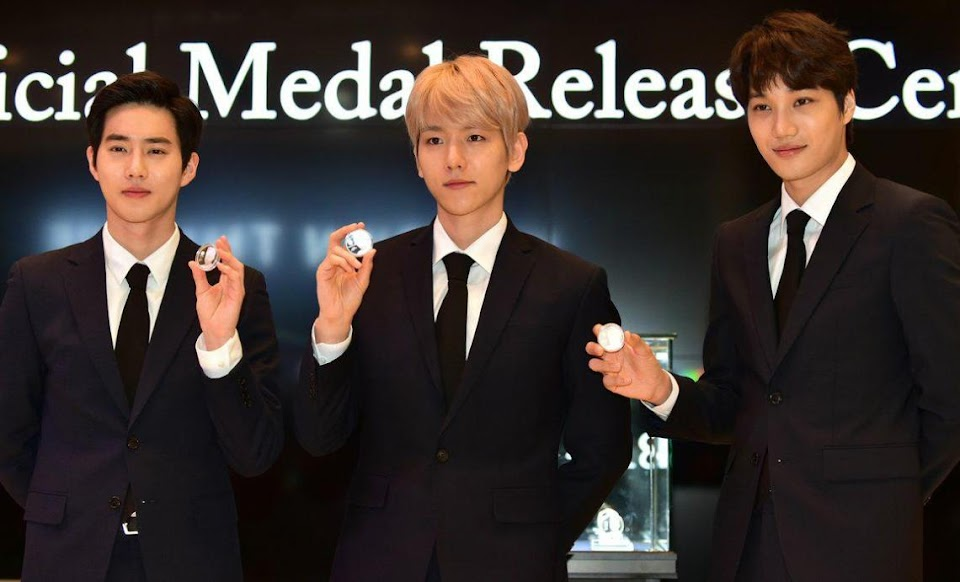 exo-medals