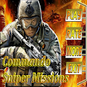 Commando Sniper Missions icon