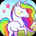 My Little Unicorn Run icon