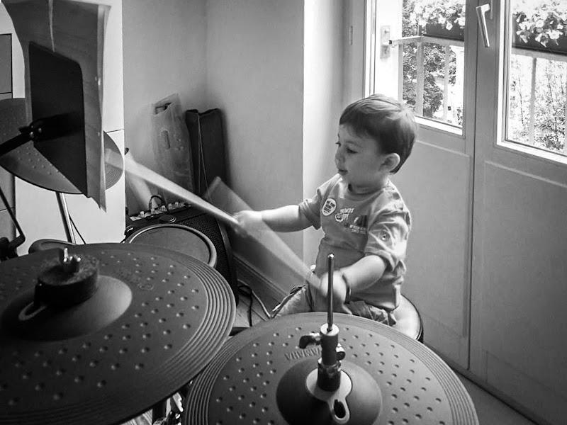 Drums di Maurizio Marcaccio