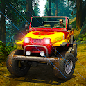 Off-road Jeep Driving Real Adventure 2020 icon