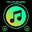 Free Music Downloader - Mp3 Music Download Songs icon