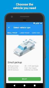 GoShare - Move, Haul, Deliver- screenshot thumbnail