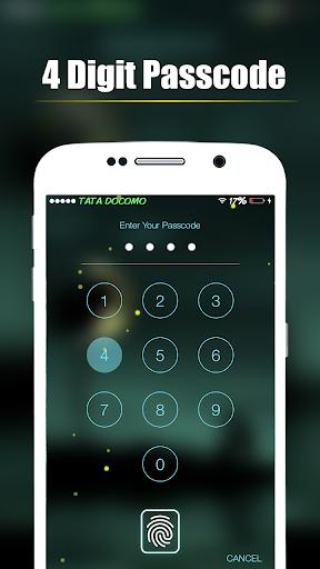 Fingerprint Lock Screen Prank 5.0 screenshots 5