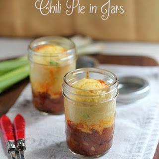 Vegetarian Chili & Cornbread.