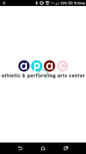 Athletic and Performing Arts- screenshot thumbnail