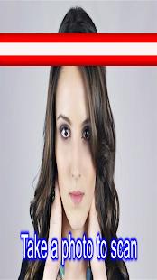 Beauty Meter Scanner - náhled