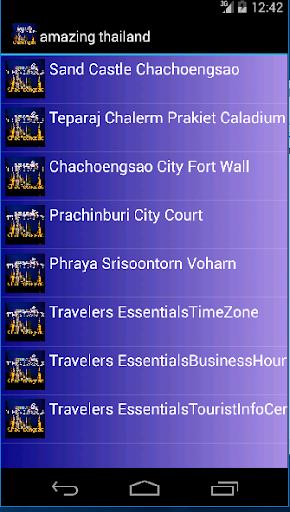 amazing thailand Chachoengsao