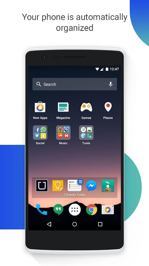 EverythingMe Launcher- screenshot
