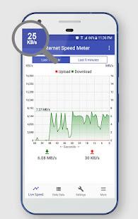 App Internet Speed Meter APK for Windows Phone