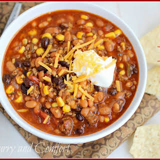 Chicken Chili Con Carne Recipes.
