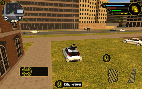 Robot Car- screenshot thumbnail
