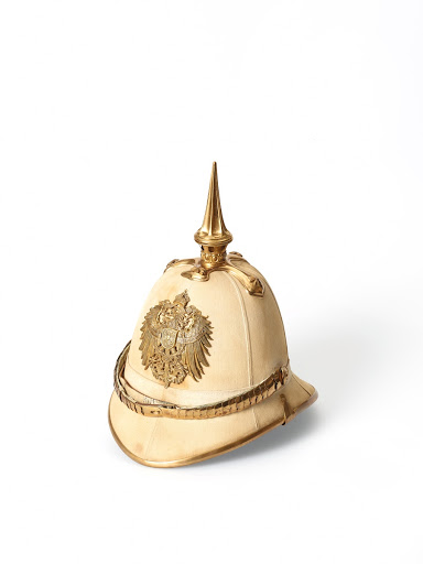 Tropical helmet for imperial German officials