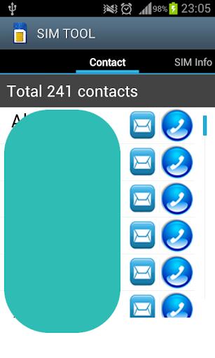 SIM CARD TOOLKIT  screenshots 1