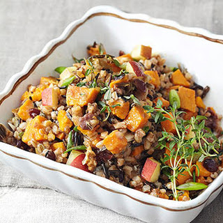 Fruited Multigrain Pilaf