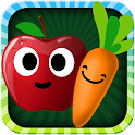 Fruits and Vegetables Full icon