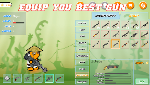 Gun Fight Online:Stick Bros Combat VS Mode apkpoly screenshots 9