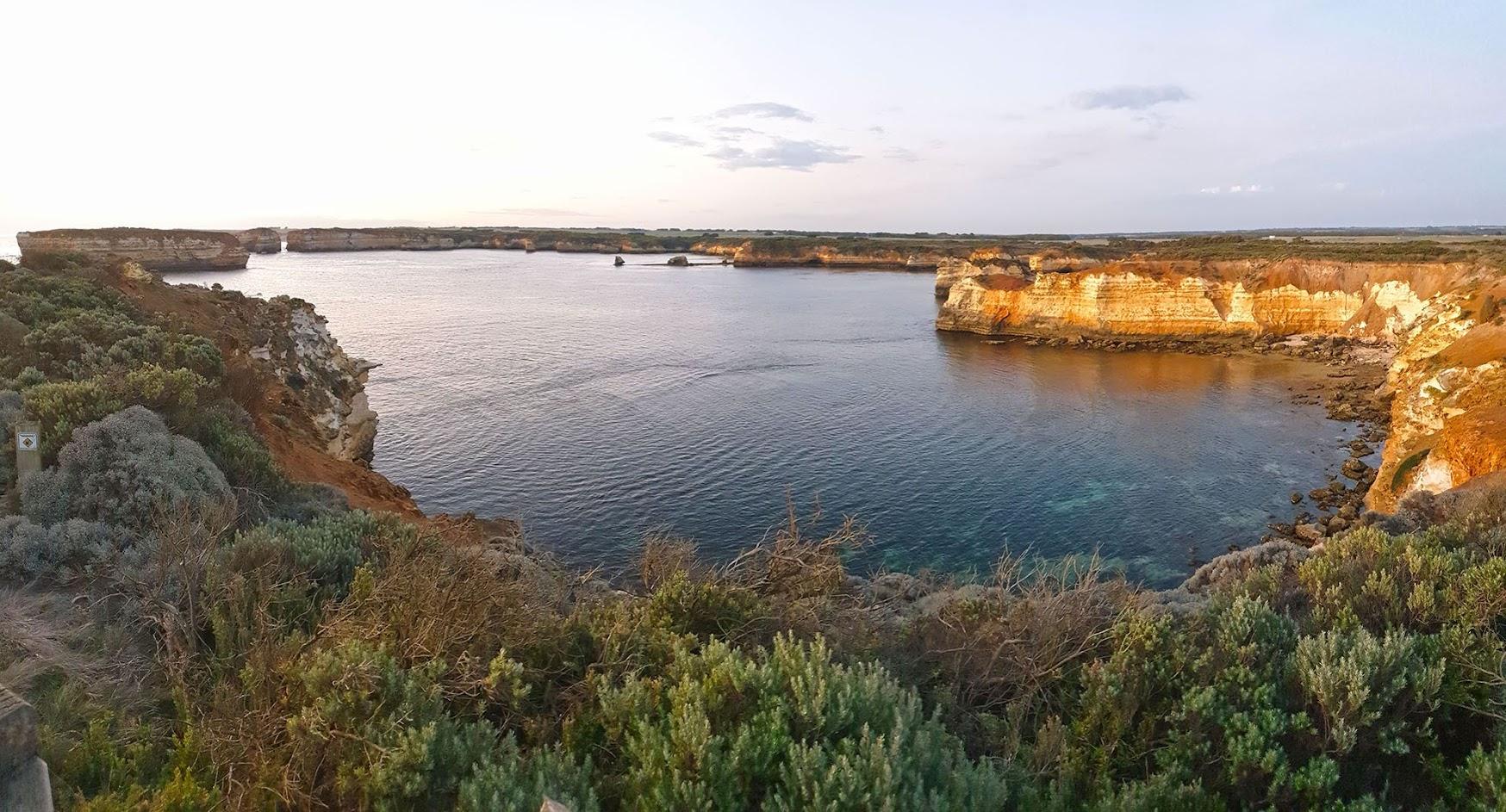 Fazer a GREAT OCEAN ROAD de carro, a estrada mais bonita da Austrália