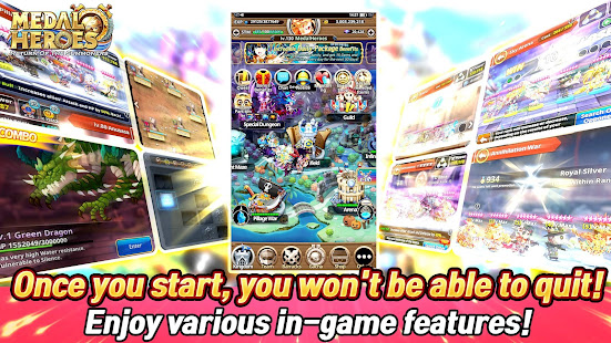 Medal Heroes Return of the Summoners 3.1.7 Mod GOD MODE - 14 - images: Store4app.co: All Apps Download For Android