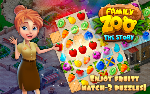 Family Zoo: The Story screenshot 1