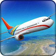 Flying Airplane simulator