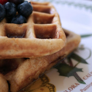 Brown Butter Waffles Recipe