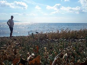 Photo: Szemben már az ázsiai part.