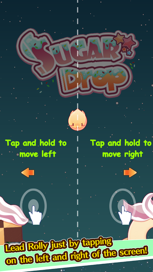 Sugar Drop- screenshot