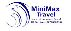 MiniMax Travel - Twoje polskojęzyczne biuro podróży w UK - www.minimaxtravel.co.uk