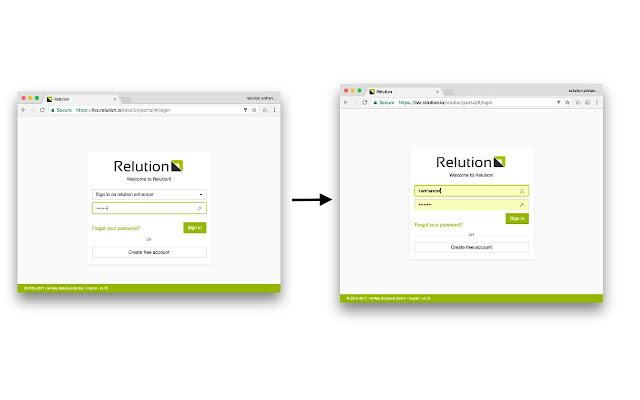 Relution Enhancer