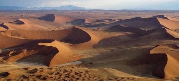 Deserto do Namib