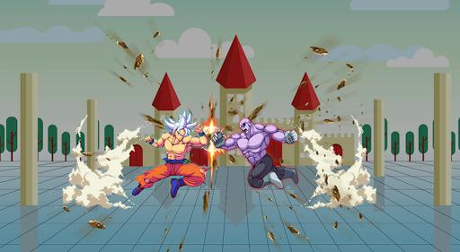 Dragon Ball : Z Super Goku Battle screenshots 3